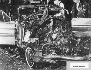 The end of Vince DeNiro on July 17, 1961.