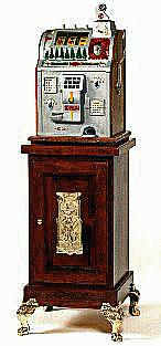 1928 Rockola Slot Machine